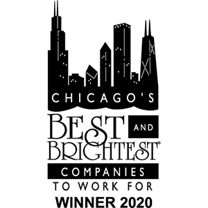 2020 Best and Brightest Companies to work for in Chicago