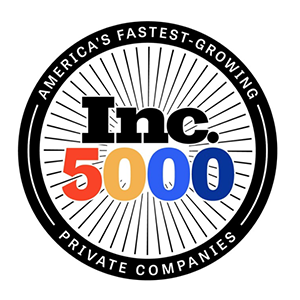 2020 Inc. 5000 Fastest Growing Private Companies