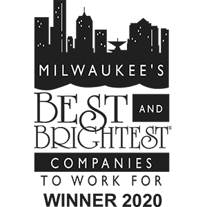 2020 Best and Brightest Companies to work for in Milwaukee